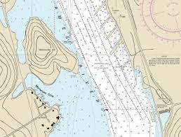 Thames River Ct Depth Chart Mamacoke Island Geology Tour