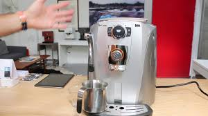 Philips Saeco Xsmall Red Light 538 Saeco Espresso Machine How To Solve Red Flashing Light