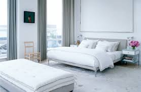 Color For Interior Design Ethel Rompilla The Risks Of Living In An All White Room Wsj