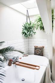 Indoor Plant Inspiration - hanging plants in the bathroom - greenery in  every room - A 1636 Former Spice Warehouse Turned Family Home in Amsterdam
