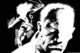 comic book lighting. Shifty John Hartigan Comic Book Lighting