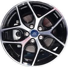 Focus St Bolt Pattern Unique Ford Focus Wheels Rims Wheel Rim Stock OEM Replacement