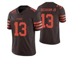 Beckham all Colors Jersey Odell Cave Browns Cleveland Jerseys — Jr