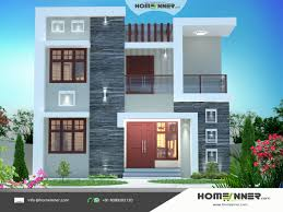 exterior home design maharashtra house 3d indian 2889