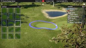 Golf Course Design Game Pc The Golf Club 2 Course Designer The First Hole Part 1