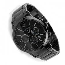 new emporio armani mens chrono watch ar2453 rrp 445 retail price 445 usd