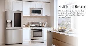 Energy Efficient Kitchen Appliances Lg Refrigerators Innovative Energy Efficient Lg Africa