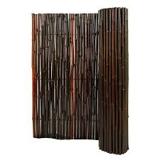 Backyard X-Scapes 96-in W x 72-in H Mahogany Bamboo Outdoor