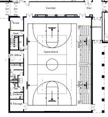 home plans with indoor basketball court elegant basketball gym floor plans homes petaduniafo