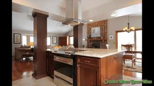 kitchens with island stoves. Kitchen Island With Slide In Stove Kitchens Stoves