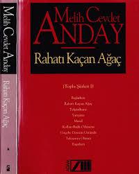 Melih Cevdet Anday - Bütün Eserleri 01 - Şiirleri 1 - Rahatı Kaçan Ağaç -  Adam 1996 by Heisenberg - issuu