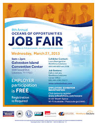 Oceans of Opportunities Job Fair | DTP ideas | Pinterest | Job fair