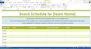 Microsoft Word Schedule Templates Organization Boost Free Microsoft Word Family Templates And Printables