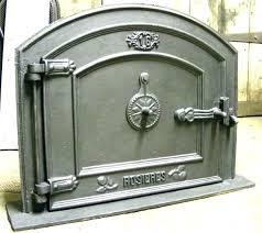 brick oven door brick oven door pizza oven door marvelous great with medium image brick fire brick oven door