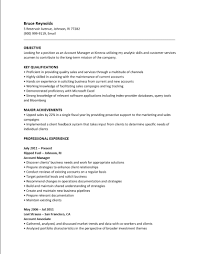 Resume Template 12 Sample Word Doc 8 Best Within 79 Charming