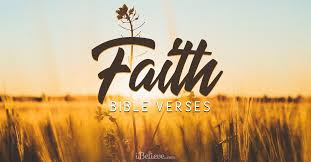 Top 40 Bible Verses About Faith Believe In God With Scripture Best Verses