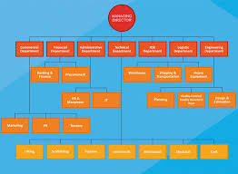 Department Of Finance Organisation Chart Organization Chart Cubic Engineering