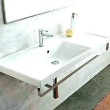 kohler wall hung lavatory alive wall hung sinks purist wall mount lavatory faucet kohler kingston wall
