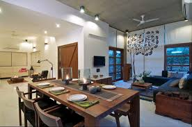 Living And Dining Room Furniture Modern Apartment Living Dining Room Gucobacom
