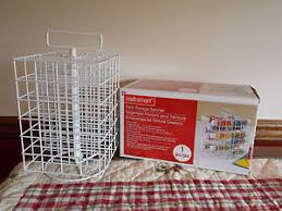 Image is loading NEW-Craft-Acrylic-Paint-Storage-Rack-Organizer-Wire-