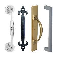 door handles. Lever Handles; Pull Handles Door A