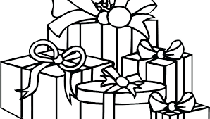 Gift Tag Coloring Page Gift Coloring Page Shopleatherworks Com