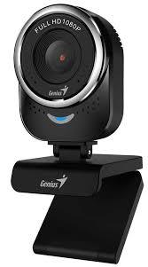<b>Веб</b>-<b>камера Genius QCam 6000</b> черная (Black), 1080p Full HD ...