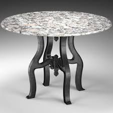 48 marble table top round carrara