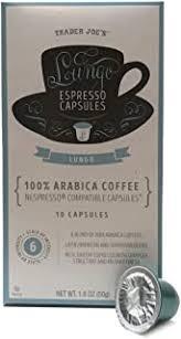 Trader joe's nespresso pods.very good quality! Top 10 Best Trader Joe S Nespresso Vertuoin 2021 Reviews Ratings