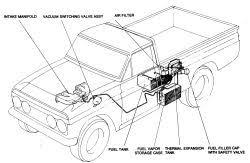 Fuel System Operation &/or Schematic: I Have a Toyota Hilux &#...