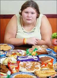 Resultado de imagen de fotos gente obesa