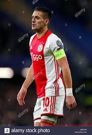 Ajax's Dusan Tadic Stock Photo - Alamy