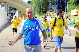 Brazil-Italy football rivalry