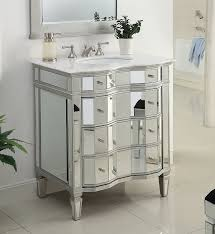 Mirrored Bathroom Vanity Mirrored Bathroom Vanities Easy Home Concepts