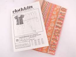 Pantaloons All Size Chart Clothkits 210 Blouse Dress Pantaloons Fabric Blouse