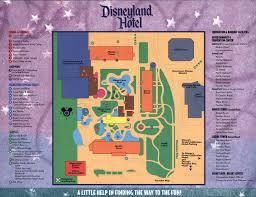 does anyone have a link to a disneyland hotel map
