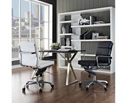 eames padded office chair