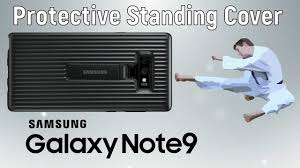<b>Protective Standing Cover</b> – лучшая защита для <b>Galaxy</b> Note 9 ...