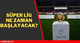 Maçlar ne zaman başlıyor? 2021- 2022 ligler ne zaman başlıyor? - Haberler