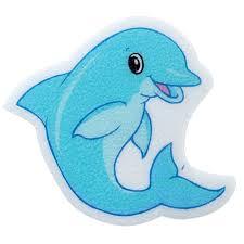 dolphin tub