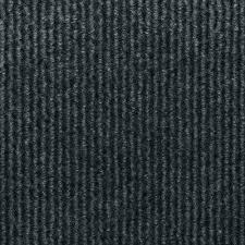 carpet tiles texture. Black Carpet Tiles Ice Wide Wale Texture In X Indoor Outdoor Bunnings .