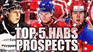Montreal Canadiens Depth Chart Top 5 Habs Prospects Going Into The Season Montreal Canadiens Top Prospects Nhl Prospects 2019