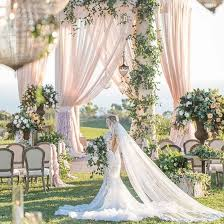 published february 25 2018 at 820 820 in 48 outdoor wedding arches ideas