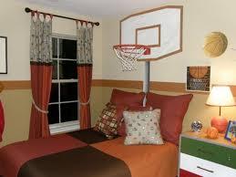 Simple Basketball Bedroom Ideas For Kids