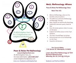 Nell Reflexology For Paws