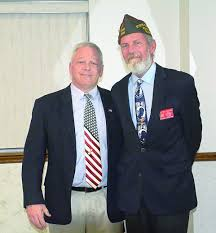 VFW names Hitchcock Teacher of the Year   Free Press Newspapers