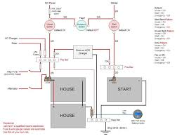 12 volt marine wiring diagram wiring diagram simonand how to connect 4 12v batteries to make 48v at 12v Battery Wiring Diagram