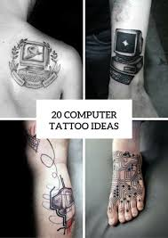 Cpu Tattoo 2019