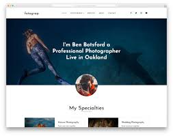 professional webtemplate 37 free bootstrap personal website templates 2019 uicookies
