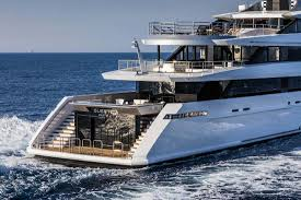 Tropical Island Yacht 5 Super Yachts With Waterfalls In Them